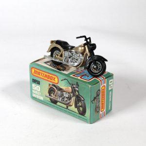 Matchbox No. 50 Harley Davidson