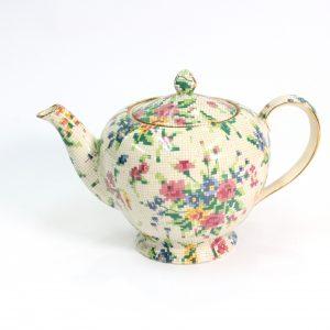 "Royal Winton ""Queen Ann"" Teapot"