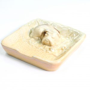 Wembley Ware Bulldog Ashtray