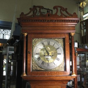 George 3rd Longcase grandfather clock