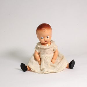 1960's English Tudor Rose Doll