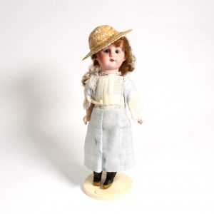 Antique German Rechnagel Doll Bisque Head