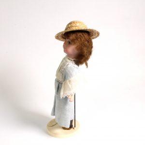 Antique German Rechnagel Doll Bisque Head