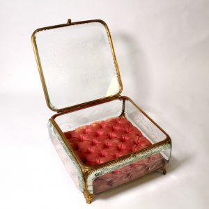 Large French Jewel Casket