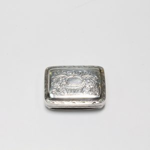 Georgian Sterlin Silver Vinaigrette