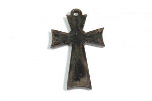 Horn and Pique Cross