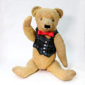 Large Old Teddy Bear