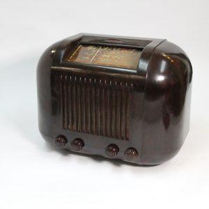 """Kreisler Bakelite """"Toaster"""" Valve Radio (fully restored)"""