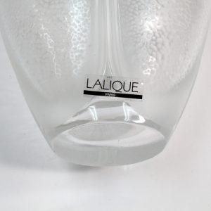 Lalique rare Scarab Vase