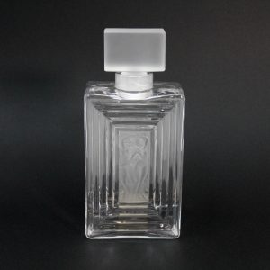 Lalique Duncan Perfume Bottle