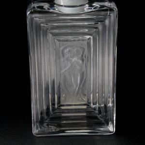 Lalique Duncan Perfume Bottle