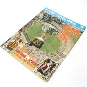 Grand Final Football Record 1971 Hawthorn vs St. Kilda