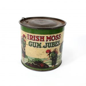 Irish Moss Gum Jubes Tin