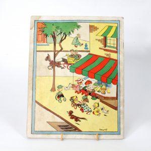 Sunbeams Book Ginger Megs Series 22 1940s - 1950s