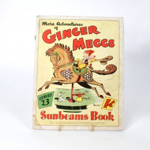 Sunbeams Book Ginger Meggs Series 23