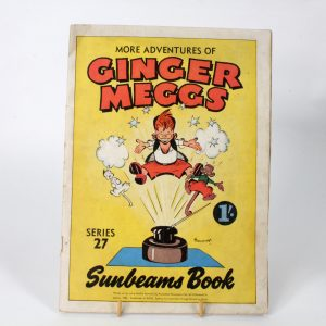 Sunbeams Book Ginger Meggs Series 27