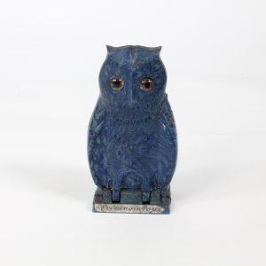 """Owl Perfume Bottle """"Evening in Paris"""""""