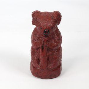Potter and Moore Bakelite Koala Scent Bottle. circa 1930s