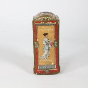 L.T. Piver Pompeia Perfume. Bottle boxed