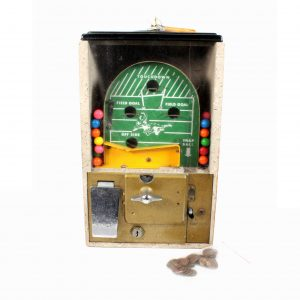 """Touchdown"" Trade Stimulator by Victor Venoine 1953- WORKING"