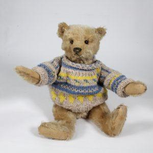 Early Steiff Bear circa. 1910