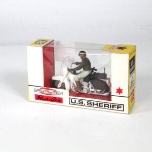 Britains Ltd. 9692 U.S. Sheriff Harley Davidson