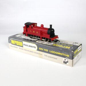 Wrenn W2204 LMS 0-6-0 Tank Locomotive c1974