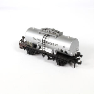 Hornby Meccano 4679 Traffic Services Tank Wagon 1959-64