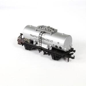 Hornby Meccano 4679 Traffic Services Tank Wagon 1959-64