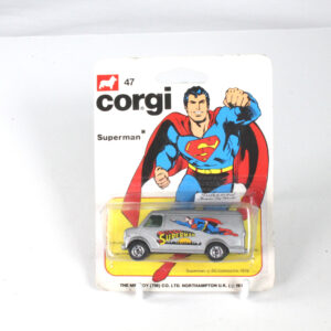 Corgi Junior Superman van