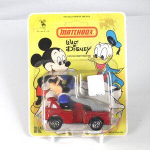 Matchbox Walt Disney Mickey Firetruck
