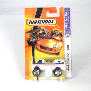 Matchbox 4x4 Chevy Van 39