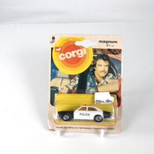 Corgi Magnum P.I. Police Car