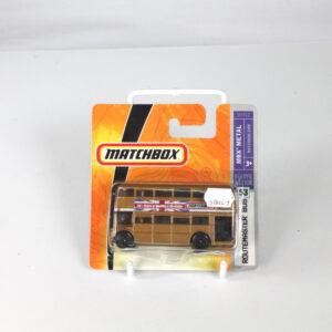 Matchbox Routemaster Bus 53 English Double Decker