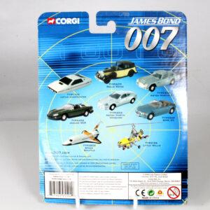 Corgi James Bond 007 BMW Z3
