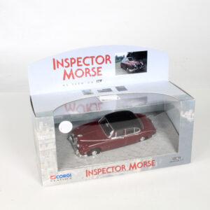 Corgi-Inspector Morse Jaguar 2.4