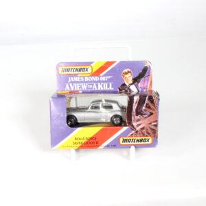 Matchbox James Bond 007 Rolls Royce Silver Cloud 2