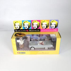 Corgi Marilyn Monroe Ford Thunderbird 39902