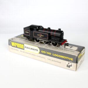 Wrenn W2216 0-6-2 N2 Tank BR #69550 Locomotive 1970s