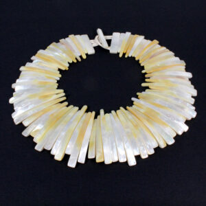 Monies Mother of Pearl necklace