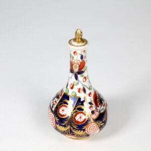 Antique Derby Perfume Bottle circa 1780