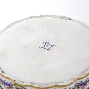 Antique French Sevres Style Porcelian