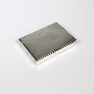 Georg Jensen Stirling Silver Card Case no.33