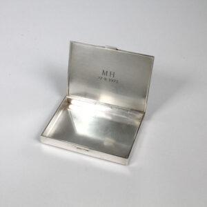 Georg Jensen Stirling Silver Card Case no.33